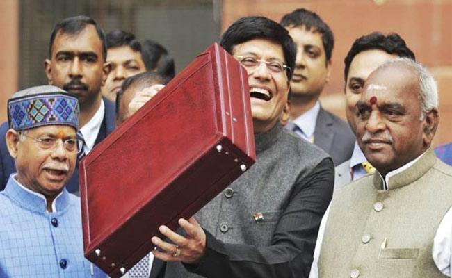 Sakshi Editorial On Union Budget 2019
