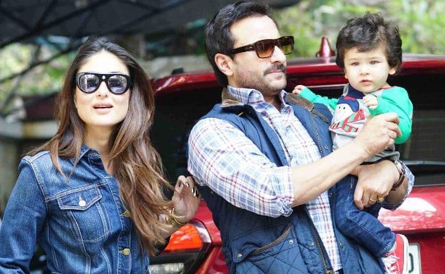 Taimur Ali Khan Did Not Like When Her Mom Kareena Kapoor Khan Dons A Different Look - Sakshi