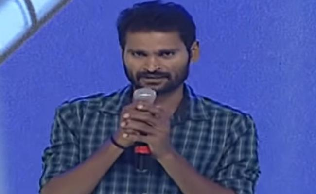 Yatra Assistant Director Ravi Emotional Speech In Pre Release Event - Sakshi