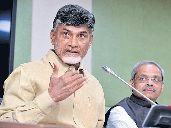 Chandrababu Mandate To TDP Leaders - Sakshi