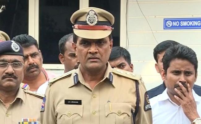 DCP Srinivas Comments Over Jayaram Murder Case - Sakshi
