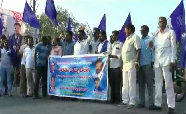 Dalit Community Fires On Chintamaneni Prabhakar Controversial Comments - Sakshi