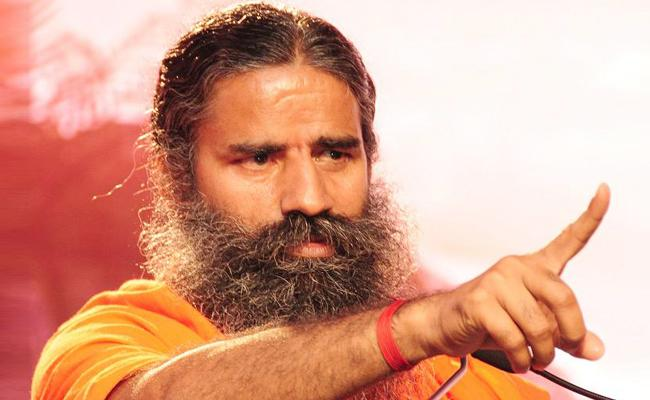Ramdev Says Nehru, Modi Became PMs As They Practiced Yoga - Sakshi