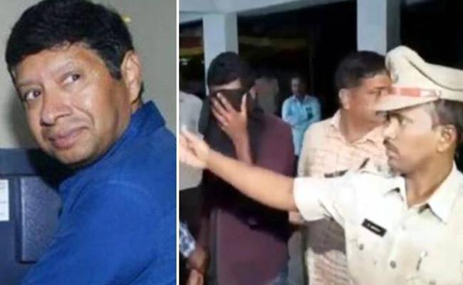 Police Officials are Preparing for The Arrest Of Two Rowdysheeters In Jayaram Murder Case - Sakshi