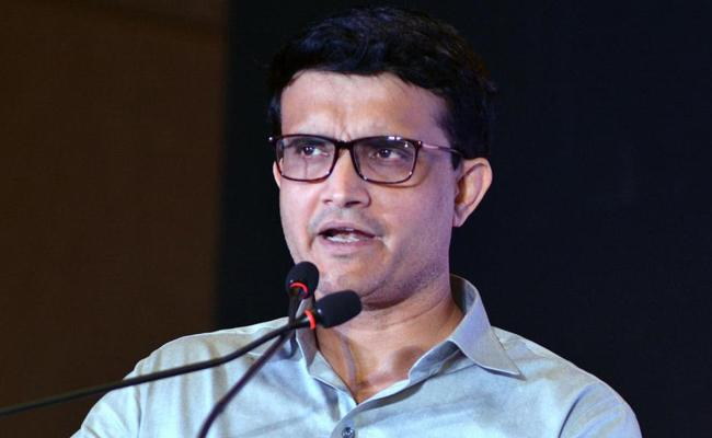 No chance of bilateral cricket with Pakistan, Ganguly - Sakshi