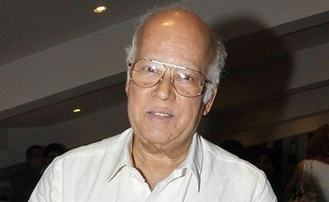 Veteran Film Producer Raj Kumar Barjatya of Rajshri Films Passes Away in Mumbai - Sakshi