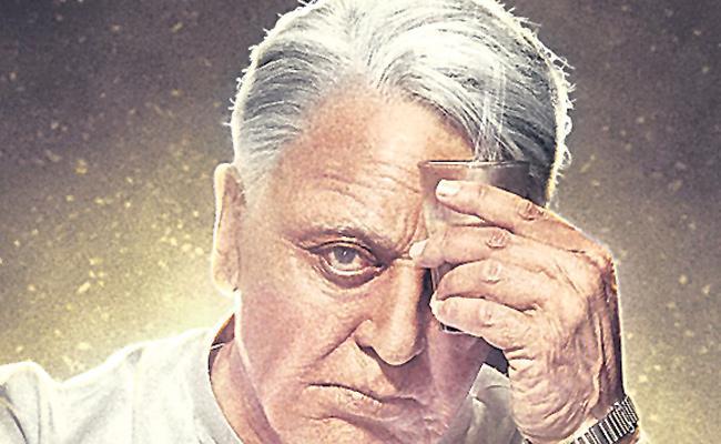 Kamal haasan Bharateeyudu Back On Action - Sakshi