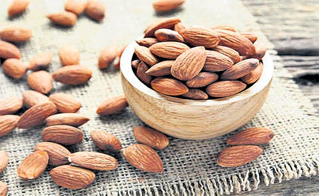Almond Nuts Good For Health And Children Brain - Sakshi