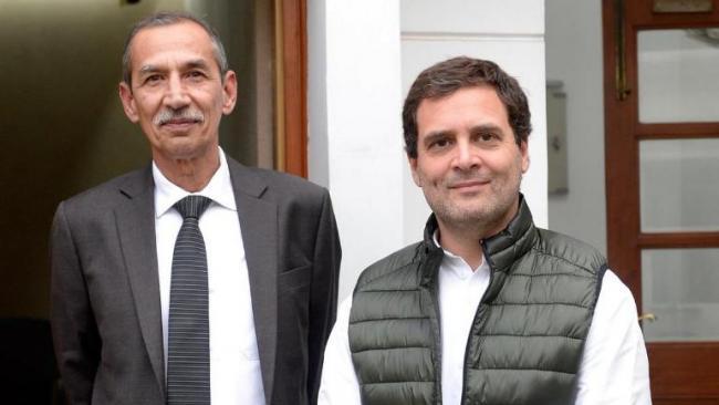 Surgical strike hero DS Hooda to head Congress panel - Sakshi
