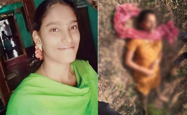 Mahanthi Murder Case Mystery Reveals in Srikakulam - Sakshi