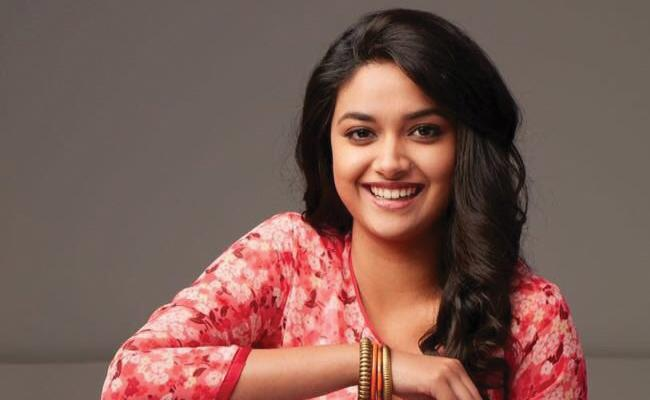 Mahanati Movie Hit With My Fear Said Keerthy Suresh - Sakshi