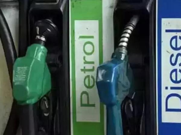 Petrol, Diesel Prices Hiked Yet Again - Sakshi