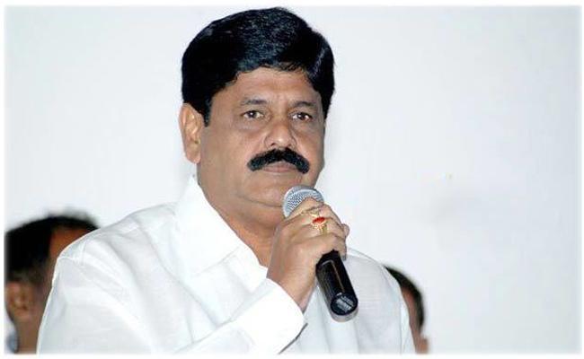 YSRCP Leader Anam Ramanarayana Reddy Fire On Congress Party - Sakshi