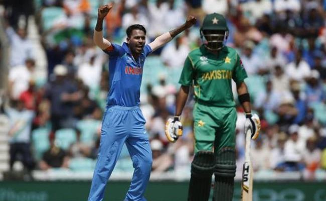 BCCI Convey Concerns Over Pakistan To ICC - Sakshi