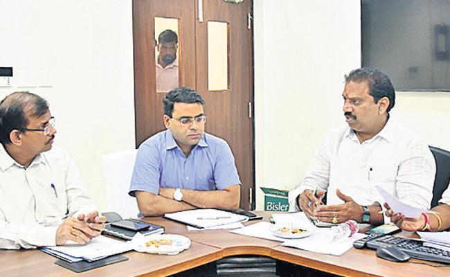 State Chief Electoral Officer Gopalakrishna Dwivedi clarified - Sakshi