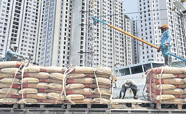 Telangana Andhra Pradesh is in good condition with cement sales - Sakshi