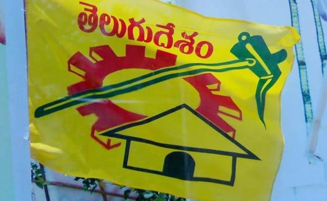 Local leaders Protest Against Sitting MLAs In Krishna District - Sakshi