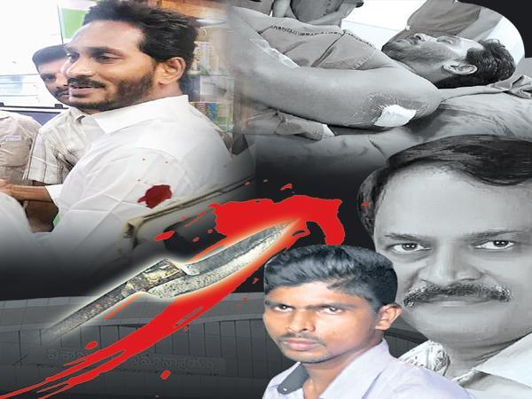 NIA special court decision in the Murder Attempt On YS Jagan - Sakshi