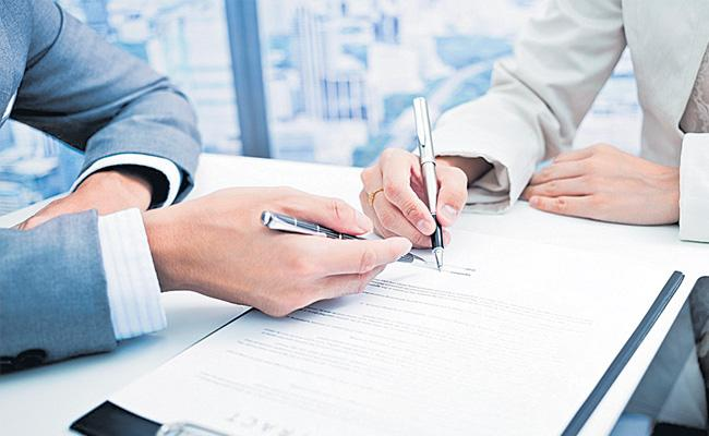 Internal contracts of banks - Sakshi