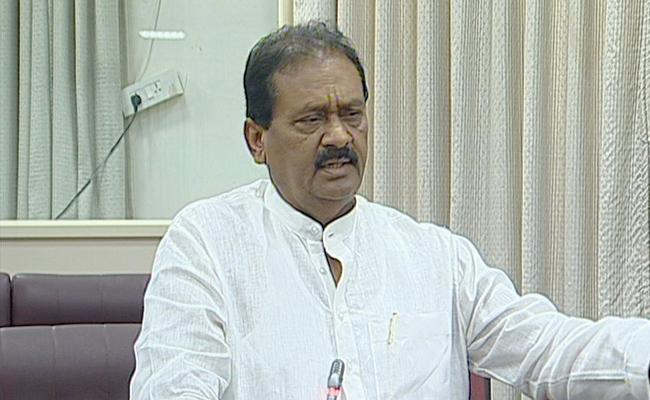 Shabbir Ali Comments On Telangana Budget 2019 - Sakshi