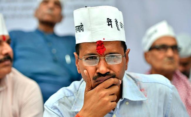 Arvind Kejriwal to do indefinite fast for statehood of Delhi - Sakshi