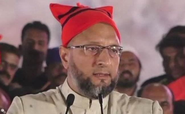 Asaduddin Owaisi Slams Pakistan PM Imran Khan Over Pulwama Attack - Sakshi