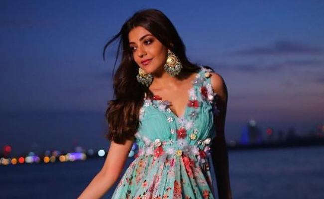 Kajal Aggarwal Doesnt Want to Hide Her Real Age - Sakshi
