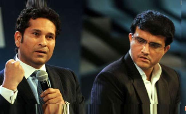 Sourav Ganguly Reacts To Sachin Tendulkar Comment On India vs Pakistan World Cup Match - Sakshi