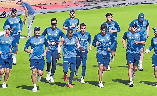 Today is the first T20 match between India and Australia in Visakhapatnam - Sakshi