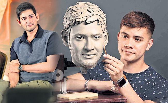 Mahesh Babu to unveil his wax figure in Hyderabad - Sakshi