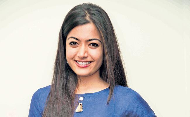 Rashmika to romance Karthi - Sakshi
