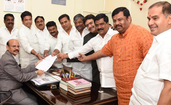 Padmarao To Be New Deputy Speaker Of Telangana Assembly - Sakshi