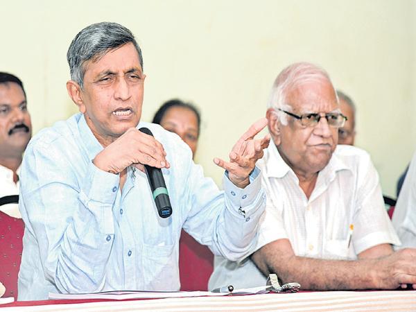 Jaya Prakash Narayana Comments On Elections - Sakshi