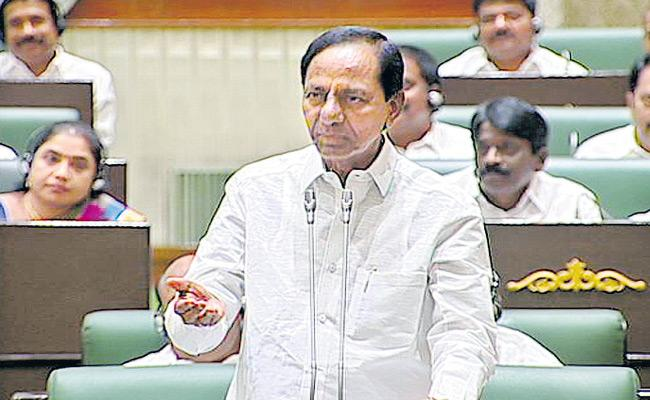 Two Women Ministers Would Be Inducted Into Cabinet Says KCR - Sakshi