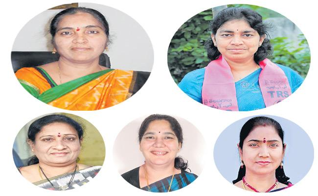 TRS Will Induct Two Women Ministers In The Cabinet - Sakshi