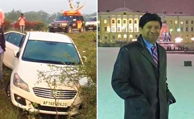 New Name Came In Chigurupati Jayaram Murder Case - Sakshi