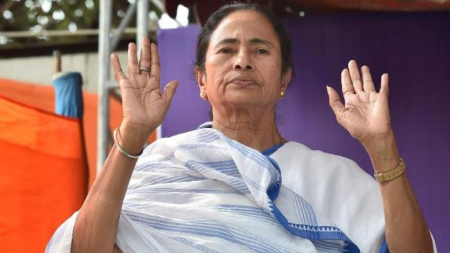 Mamata Accused BJP Bringing Cash In Trains To Buy TMC Leaders In Bengal   - Sakshi