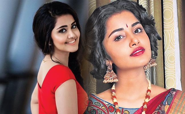 Anupama Parameswaran roped in for Ratsasan Telugu remake - Sakshi