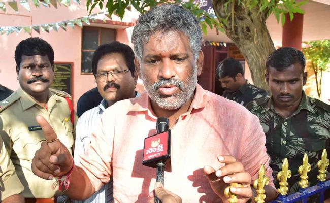 Satyavedu Police Release Chevireddy Bhaskar Reddy - Sakshi