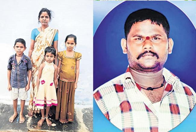 Farmer suicide on debt relief - Sakshi