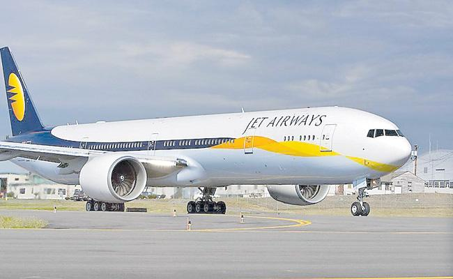 Jet Airways falls 5% on reports of SBI planning to move NCLT    - Sakshi