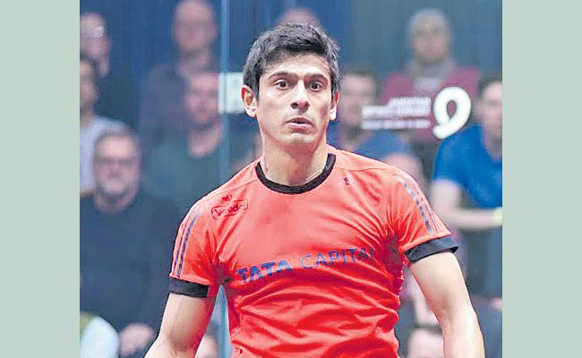 Saurav Ghosal enters pre-quarters, Joshna Chinappa out - Sakshi