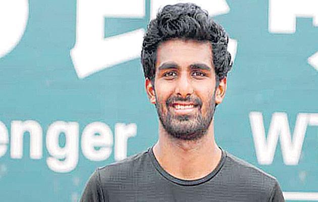 Prajnesh Gunneswaran rises to career-best 94th in ATP rankings - Sakshi