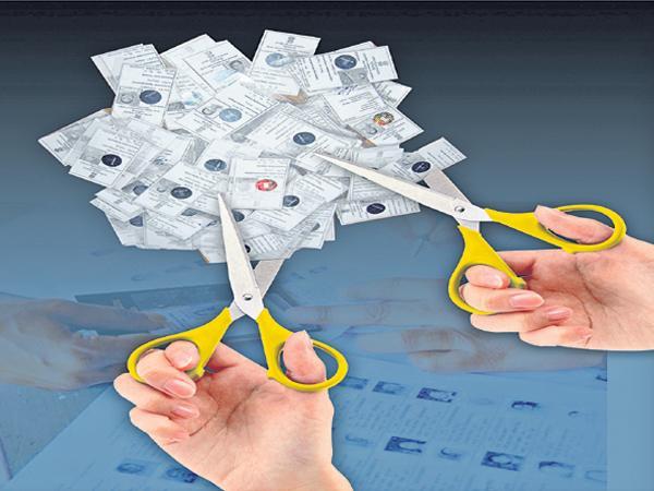 Bogus survey teams across the AP State - Sakshi