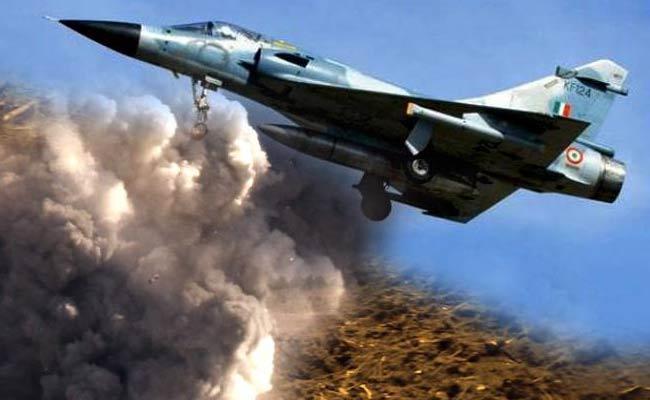 European Union Response On IAF Attack - Sakshi