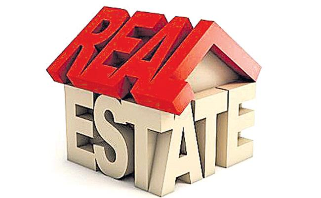 Real Estate Devolopment in City Outcuts - Sakshi