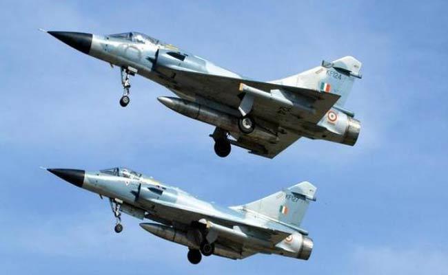 IAF Crossed LOC First Time Since 1971 War - Sakshi