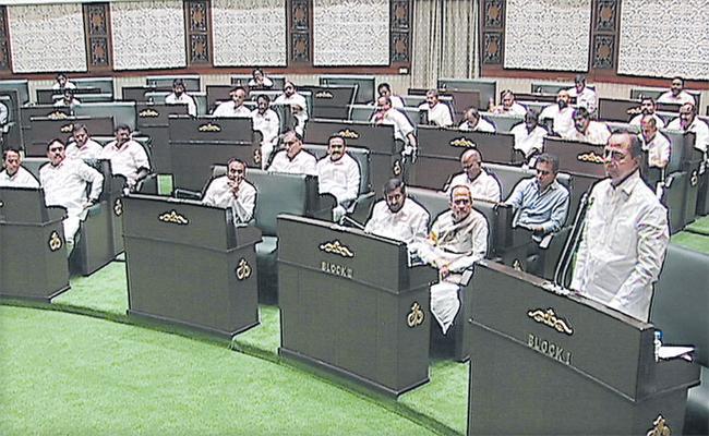 KCR Speech AT Assembly Over Welfare Schemes In Telangana - Sakshi