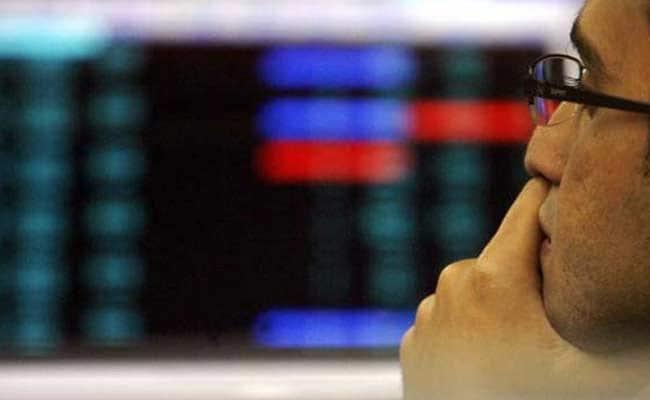 Sensex Falls Over 300 Points, Nifty Near 10800 - Sakshi