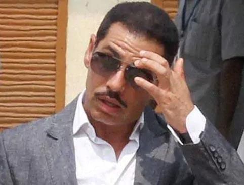 Delhi court refuses to stay interrogation of Robert Vadra - Sakshi